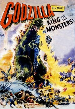 Godzilla: King of the Monsters!