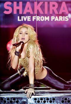 Shakira: En vivo desde París
