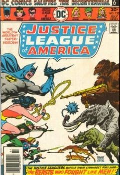 Super Heroes United!: The Complete Justice League History