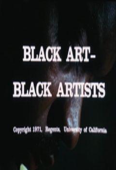Black Art, Black Artists