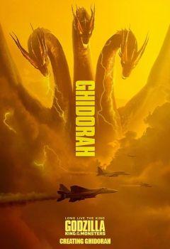 Godzilla: King of the Monsters- Creating Ghidorah