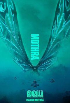 Godzilla: King of the Monsters- Making Mothra