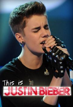 This is Justin Bieber