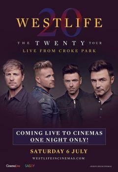 Westlife - The Twenty Tour Live