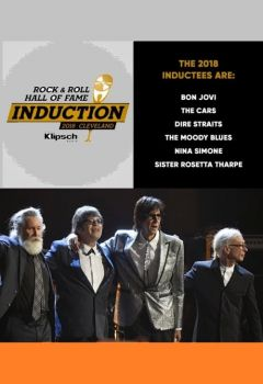 The 2018 Rock & Roll Hall of Fame Induction Ceremony Red Carpet Live