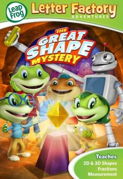 LeapFrog Letter Factory Adventures: The Great Shape Mystery