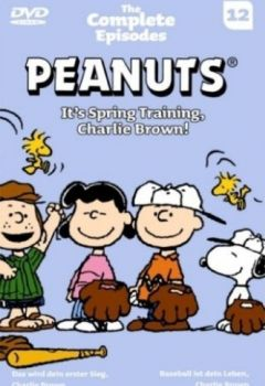 It's Spring Training, Charlie Brown!