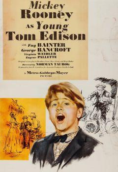 Young Tom Edison