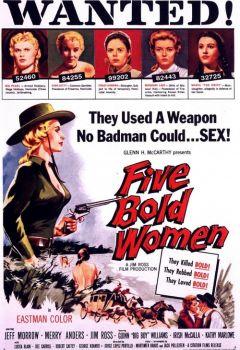 Five Bold Women