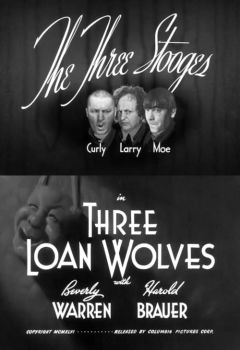 Three Loan Wolves
