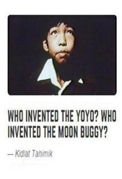 Sinong lumikha ng yoyo? Sinong lumikha ng moon buggy?
