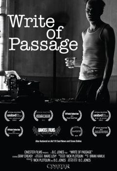 Write of Passage