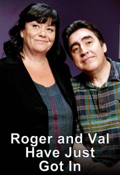 Roger & Val Have Just Got In