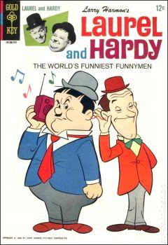 A Laurel and Hardy Cartoon