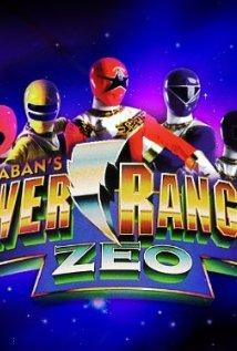 Power Rangers Zeo