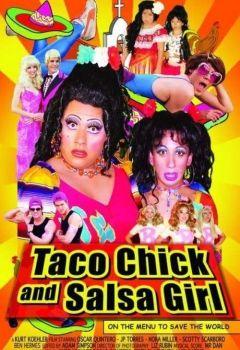 Taco Chick and Salsa Girl