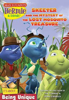 Skeeter and the Mystery of the Lost Mosquito Treasure
