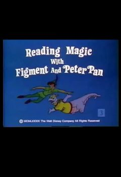 Reading Magic with Figment and Peter Pan
