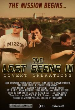 The Lost Scene III: Covert Operations