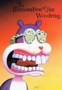 The Illumination of Jim Woodring